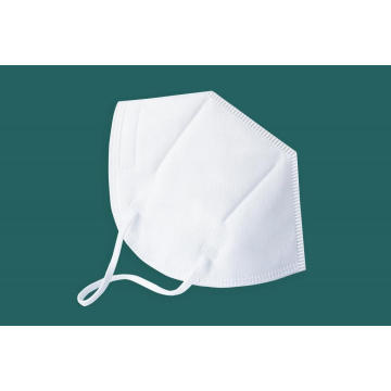 Disposable KN95 Cotton Earloop Dust Filter Face Mask